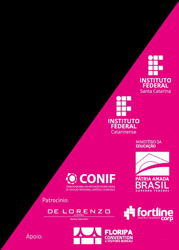 realização: IFSC, IFC, CONIF